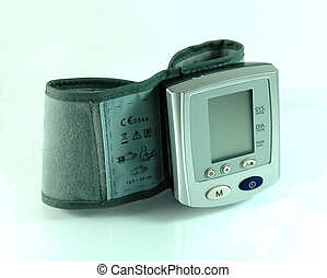 BP digital meter- Sphygmomanometer - A device used for...