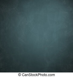 Blue Chalkboard texture background with copy space