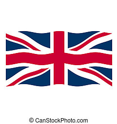 UK Flag - Union Jack flag of the UK
