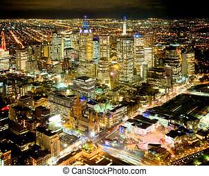 melbourne overview