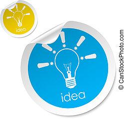 idea stick
