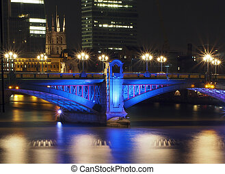 Blackfriars Bridge - Blackfriars bridge