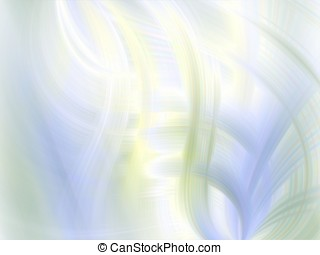 Fractal Abstract Background - Blending pastels - Blending,...