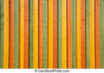 Striped wood background photo