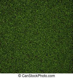 Green grass - Perfect Grass in 3D