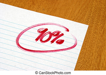 Ninety Percent - An outstanding test result for a high...