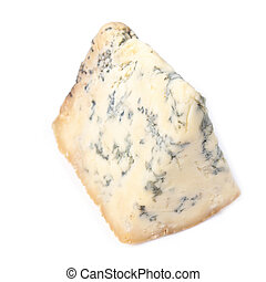 Blue Stilton Cheese - Blue Stilton cheese, traditional fine...
