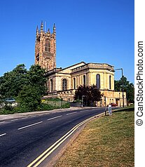 All Saints Cathedral, Derby. - All Saints Cathedral, Derby,...
