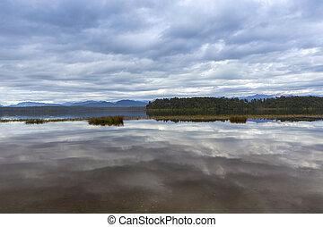 Lake Mahinapua