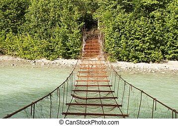 pericoloso, ponte
