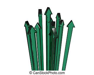 arrow - 3DCG