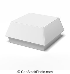 Fast Food Carton Container