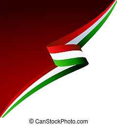 Red white green