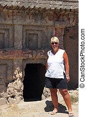 tumbas, Fethiye