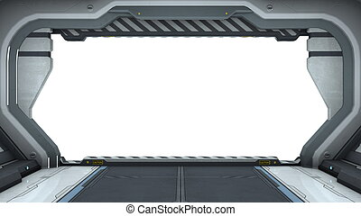spaceship gate - image of spaceship gate