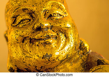 Buddha laughs