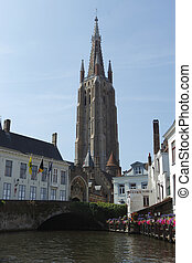 Church of Our Lady in Bruges