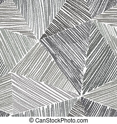 Doodle seamless pencil scribble pattern-model for design of...