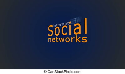 Concept of social network