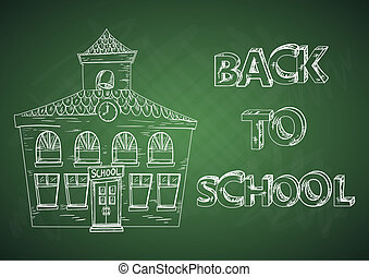 Education back to school house.