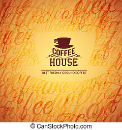 Menu for restaurant, coffee house Vector illustration,...