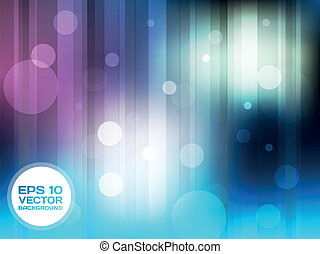 Vector Spotted Abstract Background
