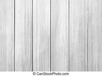 Weathered white wooden plank - A background of weathered...
