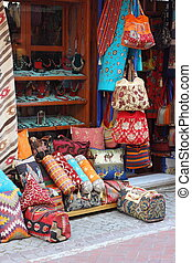 Fabrics and textiles - Fabrics, textiles and turkish rugs...
