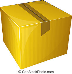 Parcel package - Vector illustration of Parcel package...