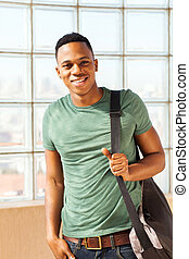 african american boy - handsome african american boy with a...