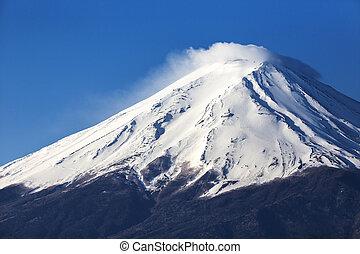 Mt Fuji - Mount Fuji, Japan
