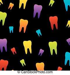 Tooth wallpaper for dentist