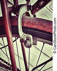 bicycle brake.
