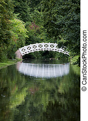 park bridge - Park Bridges at the palace garden in...