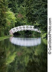 park bridge - Park Bridges at the palace garden in...