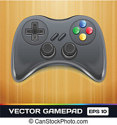 Vector Gamepad - Game Controller Icon