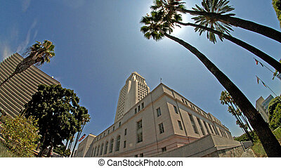 Los Angeles City Hall is one of the most recognizable and...