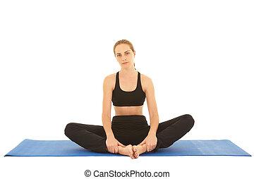 Pilates exercise series