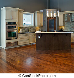Interior kitchen Design - Interior design of modern kitchen