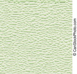 Vector pattern green background