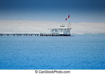 Bay of Paracas