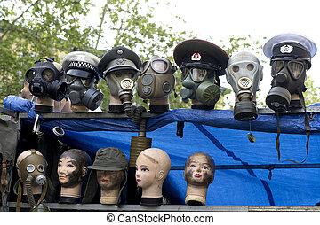 Equipment military