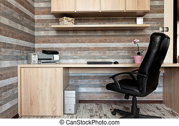 Urban apartment - office - Urban apartment - modern office...