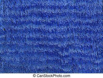 Blue Velvet Texture