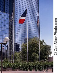 Office building, La Defense, Paris - Office Building at La...