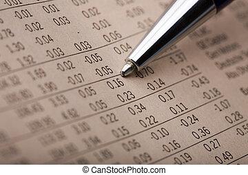 引述, 分析, 股票