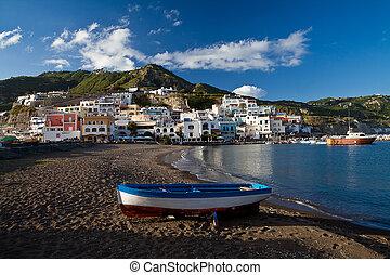 Ischia S.Angelo fishing village 2 - Ischia S.Angelo fishing...