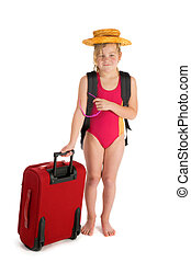 travel by a chikd - travel for holidays by a child
