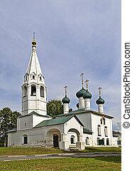 Church of St. Nicholas in Yaroslavl - Church of St. Nicholas...