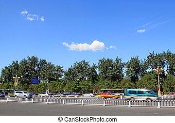 city scenes of beijing, China